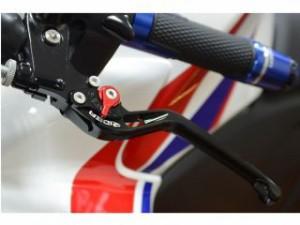 リデア CBR900RRファイヤーブレード レバー アジャストクラッチレバー ブラック ブラック