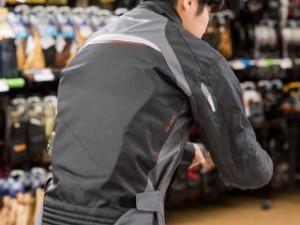 コミネ KOMINE ジャケット JK-581 プロテクトショートウィンタージャケット-アガタ ブラック 5XLB