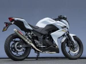 ヤマモトレーシング Z250 マフラー本体 Z250 SPEC-A SLIP-ON ケブラー