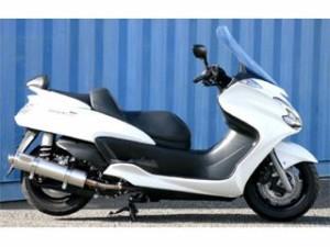 アウテックス グランドマジェスティ400 マフラー本体 【優勝記念SALE】 GRAND MAJESTY400(2008-20…