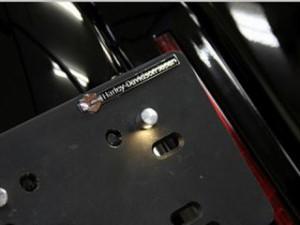 Device ナンバー灯 ツーリングモデル フェンダー用