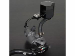 コーケン 汎用 燃料・オイル関連パーツ CNCオイルタンク 30B/ブレンボS50準拠 カラーアルマイト ガンメタ