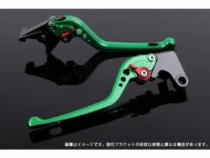 SSK アジャストレバー 3Dタイプ クラッチ&ブレーキセット 本体:グリーン アジャスター:レッド