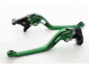 リデア CBR250R レバー アジャストレバー ブレーキ&クラッチセット グリーン チタン