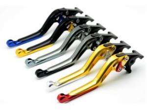 リデア VTR250 レバー スライド延長式アジャストレバー ブレーキ&クラッチセット ブラック ブラック