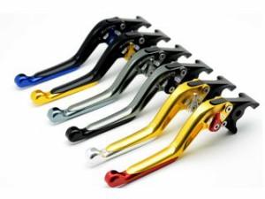 RIDEA スライド延長式アジャストレバー ブレーキ&クラッチセット 本体:ゴールド アジャスト&エクステンション:シルバー