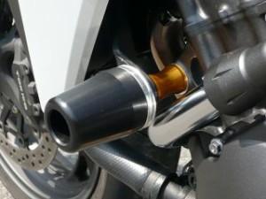 AGRAS レーシングスライダー 4点SET 50φ ケースC カラー:ジュラコン/ブラック タイプ:ロゴ無