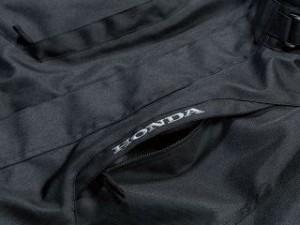 Honda Honda 2016-2017秋冬モデル オールウェザーウインターライディングジャケット カラー:レッド サイズ:S