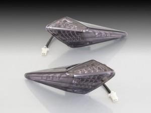 キタコ マジェスティS ウインカー関連パーツ LEDウインカーキット リア スモーク