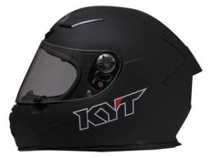KYT ケーワイティー フルフェイスヘルメット KR-1 マットブラック S/55-56cm