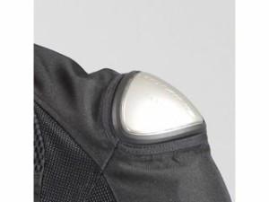 コミネ KOMINE ジャケット JK-107 チタニウムメッシュジャケット-カイ ブラック L