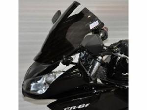 Skidmarx ウィンドスクリーン ダブルバブルタイプ カラー:ブラック