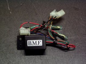 Bムーンファクトリー レーシングS125 ウインカー関連パーツ ウインカーポジションキット/フロント/レーシングS125