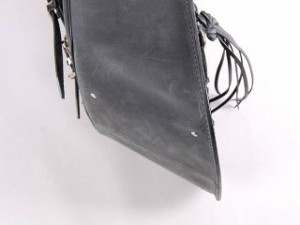 DEGNER デグナー ツーリング用バッグ SB-67IN レザーリジットバッグ ブラウン
