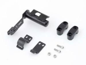 ゼロデザイン レブル250 メーターステー類 メーター移設キット(ブラック)
