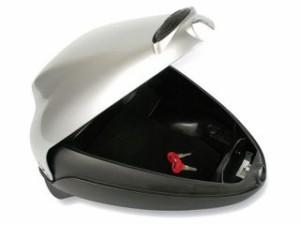サージェント Sargent ツーリング用ボックス ストレージポッド ブラック 塗装用