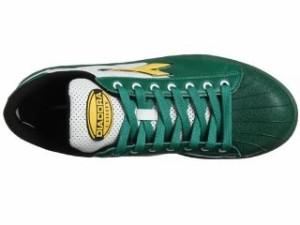 DIADORA 安全靴 キーウィ カラー:グリーン/イエロー サイズ:25.0cm