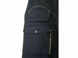 FREE FREE フリーフリー レディースアパレル F2DP-1501 カーゴライディングパンツ(ブラック) Mワイド