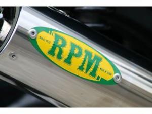 RPM RPM フルエキゾーストマフラー