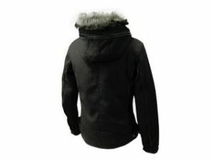 ACECAFE LONDON 2017-2018秋冬モデル メルトンW2フーデットジャケット(ブラック) サイズ:XL