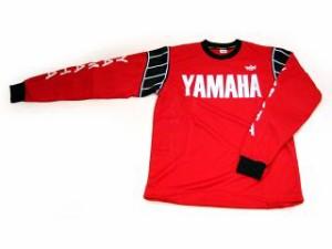 REIGN レイン モトクロス用品 VMX YAMAHA ジャージ(レッド) XL