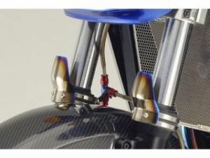 Kファクトリー ケイファクトリー その他サスペンションパーツ フロントフォークガード(Mサイズ) チタン製