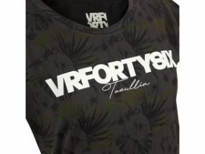 VR46 ブイアール46 レディースアパレル WOMAN FLOWER VRFORTYSIX T-SHIRT L