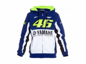 VR46 Woman 2016 Yamaha dual fleece サイズ:S