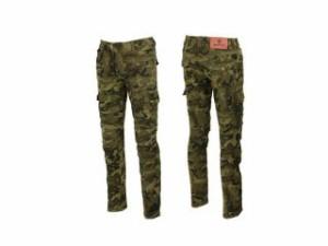 スコイコ SCOYCO パンツ P043 KNIGHT ライディングジーンズ(カモフラージュ) M