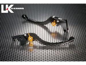 ユーカナヤ シャドウ ファントム 750 レバー ツーリングタイプ アルミ削り出しビレットレバー(レバーカラー:ブラック) 調…