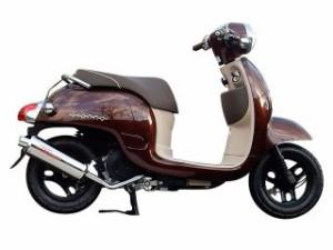 NRマジック ジョルノ マフラー本体 プラチナX-クロス Type S