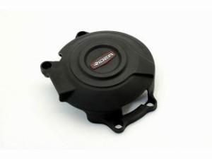 リデア ニンジャ250 Z250 エンジンカバー関連パーツ 炭素繊維強化ジェネレーターカバー