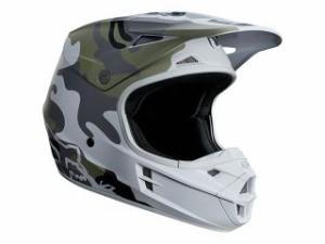 FOX フォックス オフロードヘルメット V1 サンディエゴ スペシャルエディション ヘルメット(カモ) M/57-58cm