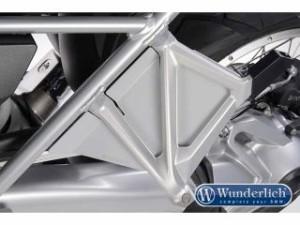 ワンダーリッヒ R1200GS R1200GSアドベンチャー その他ステップ関連パーツ リアサイドスプラッシュガード シルバー