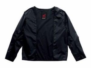 Honda ホンダ ジャケット Honda×RSタイチ 2018春夏モデル イングラムメッシュジャケット(ブラック/レッド) L