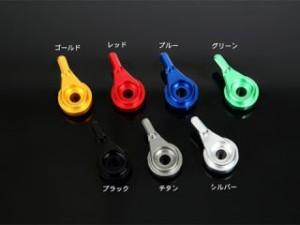 SSK 隼 ハヤブサ レバー ロングアジャストレバー 3Dタイプ クラッチ&ブレーキセット(ゴールド) チタン