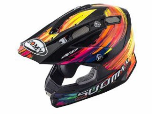 SUOMY スオーミー オフロードヘルメット SAL0011 ALPHA TORCHED L/59-60cm