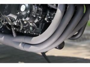 SP忠男 Z900RS マフラー本体 POWER BOX FULL 4in1 耐熱ブラック