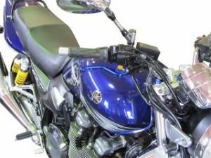 ユーカナヤ Z900RS レバー GPタイプ アルミ削り出しビレットレバー(レバーカラー:チタン) 調整アジャスター:チタン