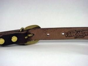 VIN&AGE ヴィンアンドエイジ ツーリングギア・その他ツーリング用品 VB3A スタッズベルト BULLET ブラック革 …