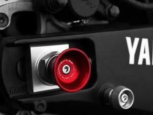 バルターモトコンポーネンツ Valter Moto components スライダー類 アクスルスライダー リア用 ゴールド