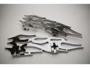 ケンジムラカミ Art Of Aluminum Kenji Murakami フロアボード・ステップボード Floor Boa…