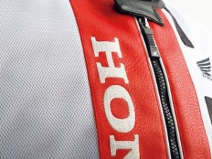 Honda Honda 2016春夏モデル TN-W37 レーシングメッシュブルゾン カラー:ホワイト サイズ:M
