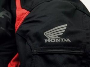 Honda Honda 2016春夏モデル ES-W36 ストライカーメッシュジャケット カラー:レッド サイズ:M