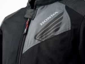Honda Honda 2016春夏モデル EJ-W35 ライディングメッシュジャケット・ライト カラー:ブラック サイズ:S