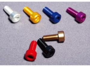 デュラボルト トライアンフ汎用 その他外装関連パーツ DBT005 タンクキャップボルトキット TRIUMPH 5穴用 ゴールド