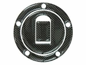 DURA-BOLT カーボンタンクキャップカバー KAWASAKI 旧5穴用