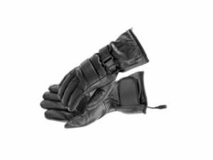 Warm&Safe WS-GLCR 男性用クラシックライダー・グラブ(ブラック) サイズ:XL