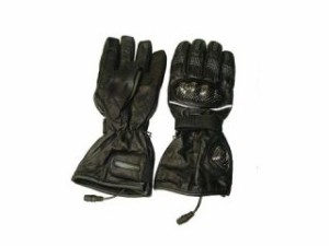 Warm&Safe WS-GLUT 男女兼用カーボンプロテクター・グラブ(ブラック) サイズ:XL