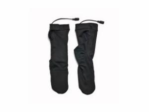 Warm&Safe WS-HS4 男女兼用ヒーテッド・ソックス(ブラック) サイズ:XS